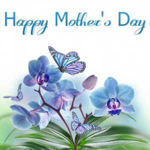 Happy-Mothers-Day-On-Spring-Flowers-Card