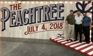 Peachtree Race 2018 pic