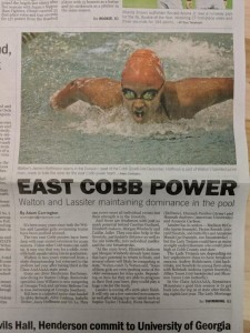 JAZZY East Cobber front page